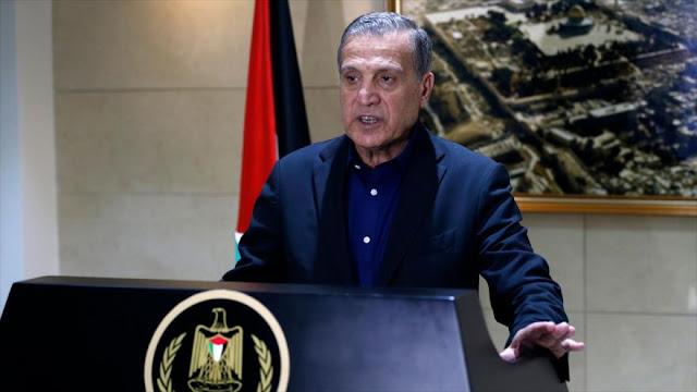 """Gobierno palestino denuncia la """"declaración de guerra"""" de Israel"""