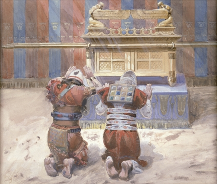 Dreaming Of Jerusalem What Did The Ark Of The Covenant