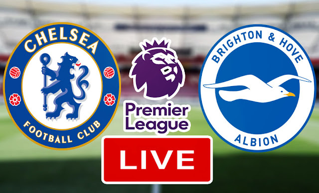 Live Streaming Match Brighton Chelsea in Premier League