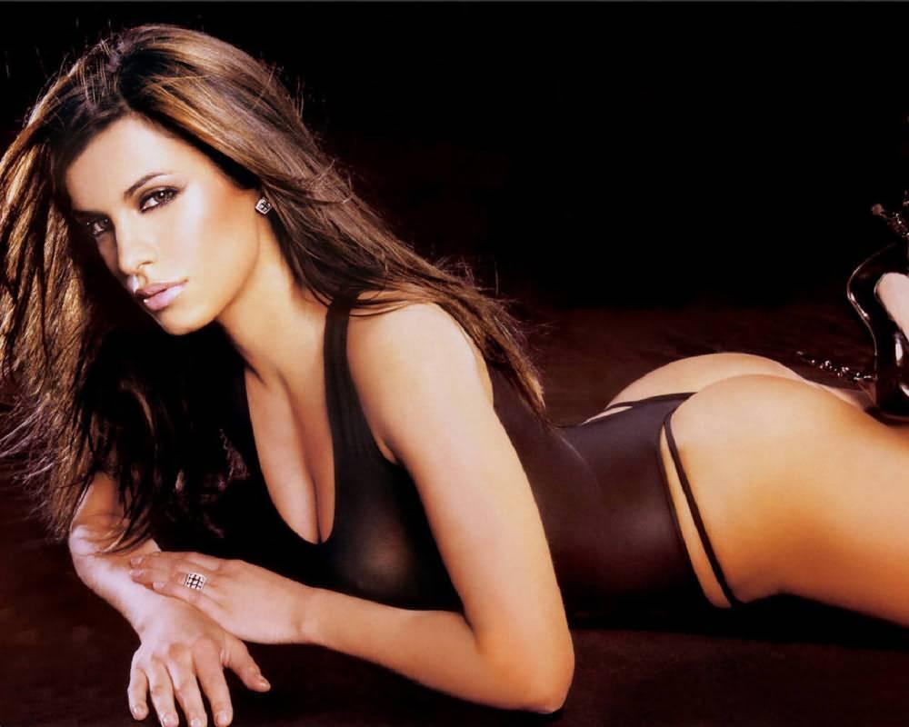 Elisabetta Canalis Sexy Hot Wallpaper