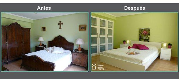 ¡Remodelación! - Antes y Después de Dormitorios