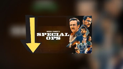 Special Ops Web Series Full Episodes Download Review