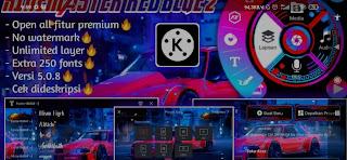 Download APK Kinemaster Pro Mod No Watermark