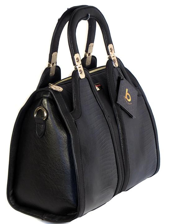 organized handbag