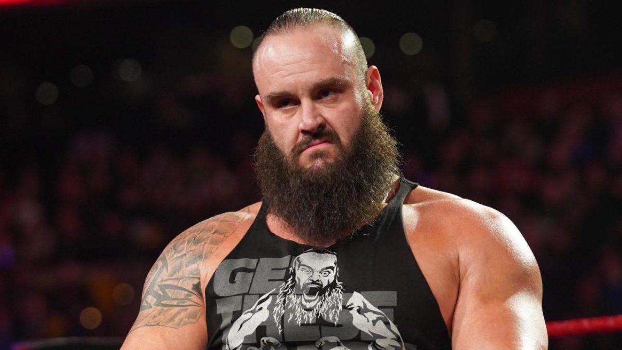 """WWE não gostaria que lesão de Braun Strowman """"vazasse"""" na mídia"""
