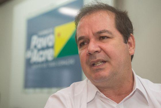 Governador Tião Viana (PT-AC) cumpriu duas das 25 promessas de Governo