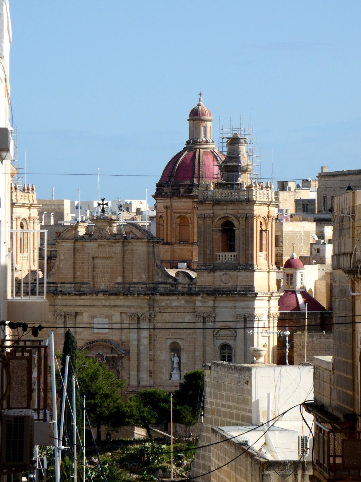 Sincerely Loree: view of Birgu from Isla
