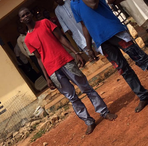 Suspected killers of Auwal Kontagora nabbed by Police