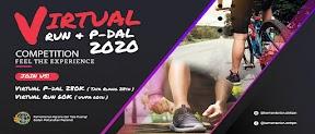 Virtual Run & P-Dal • 2020
