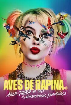 Aves de Rapina: Arlequina e sua Emancipação Fantabulosa Torrent – WEB-DL 720p/1080p/4K Dual Áudio