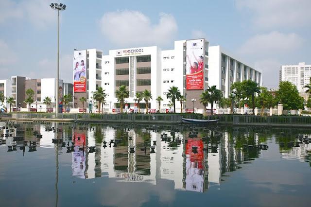 Trường học liên cấp tại Vinhomes Nguyễn Trãi