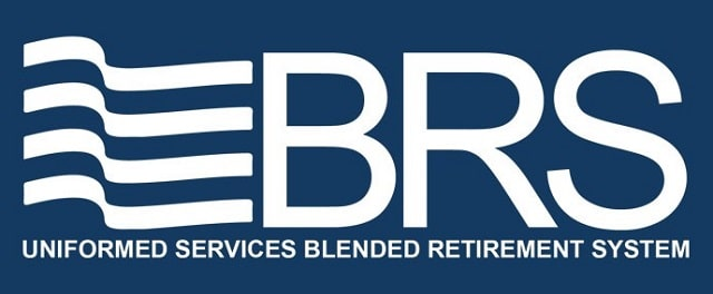 available benefits retirement system us soldiers military veterans brs blended system