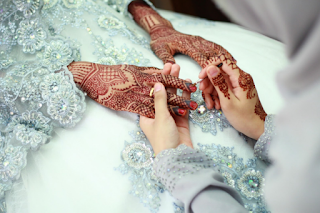 Henna Design Tulisan Arab Yang Sangat Indah Dan Cantik