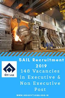 SAIL Recruitment