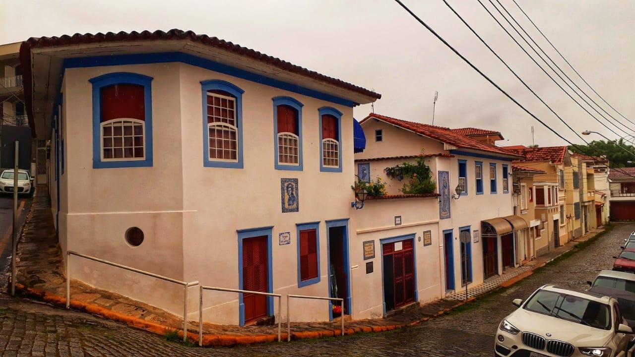 Casa de Frei Galvão - Guaratinguetá, Estrada Real