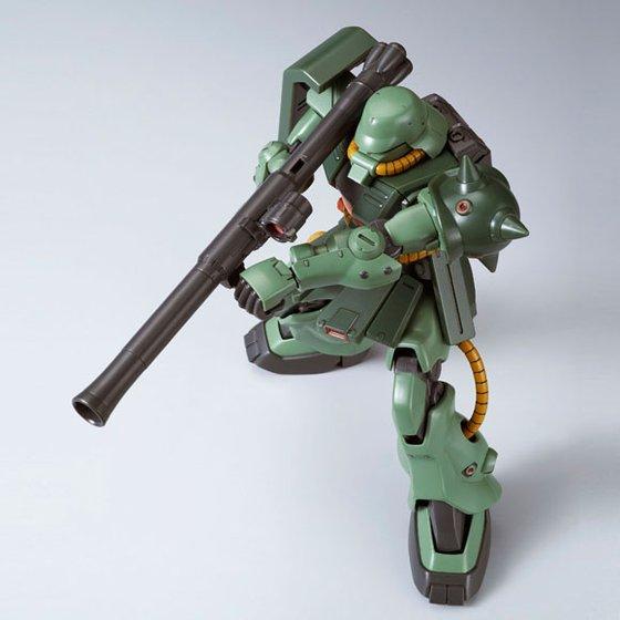 P-Bandai: HGUC 1/144 Zaku II Kai B Type [Unicorn Ver]