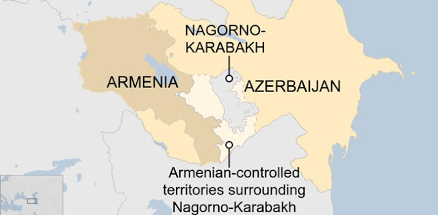 Kremlin Tegas Minta Ankara Dan Pihak Lain Hentikan 'Menyiram Bensin' Atas Eskalasi Nagorno-Karabakh