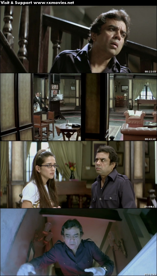Maharathi 2008 Hindi 720p HDRip 800mb
