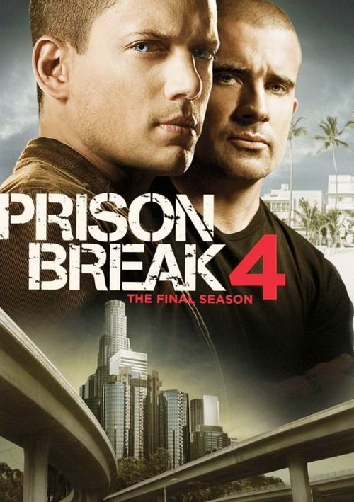 Prison Break – 4ª Temporada - Dublado - Séries Mega BR