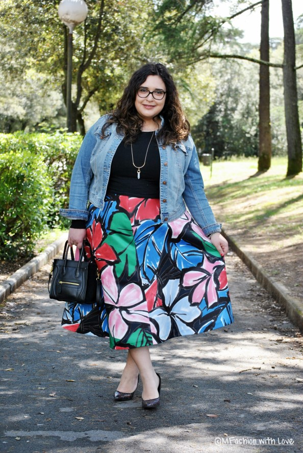 Curvy blog by moira pugliese la gonna curvy per la primavera estate 2016 curvy plus size - La diva delle curve ...