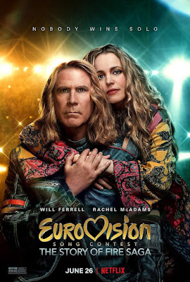 Eurovision Song Contest: The Story of Fire Saga [2020] [NTSC/DVDR- Custom HD] Ingles, Español Latino