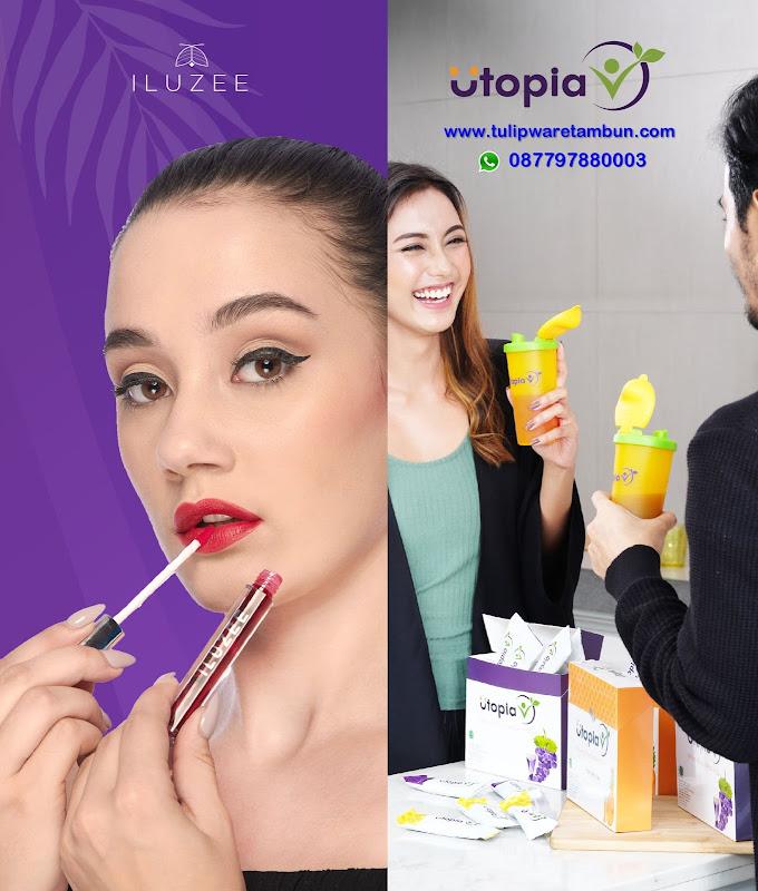 Katalog Lady Tulip, Iluzee, Romance Chezreine  & Utopia 2021