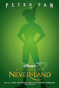 Peter Pan II: Return to Neverland Poster