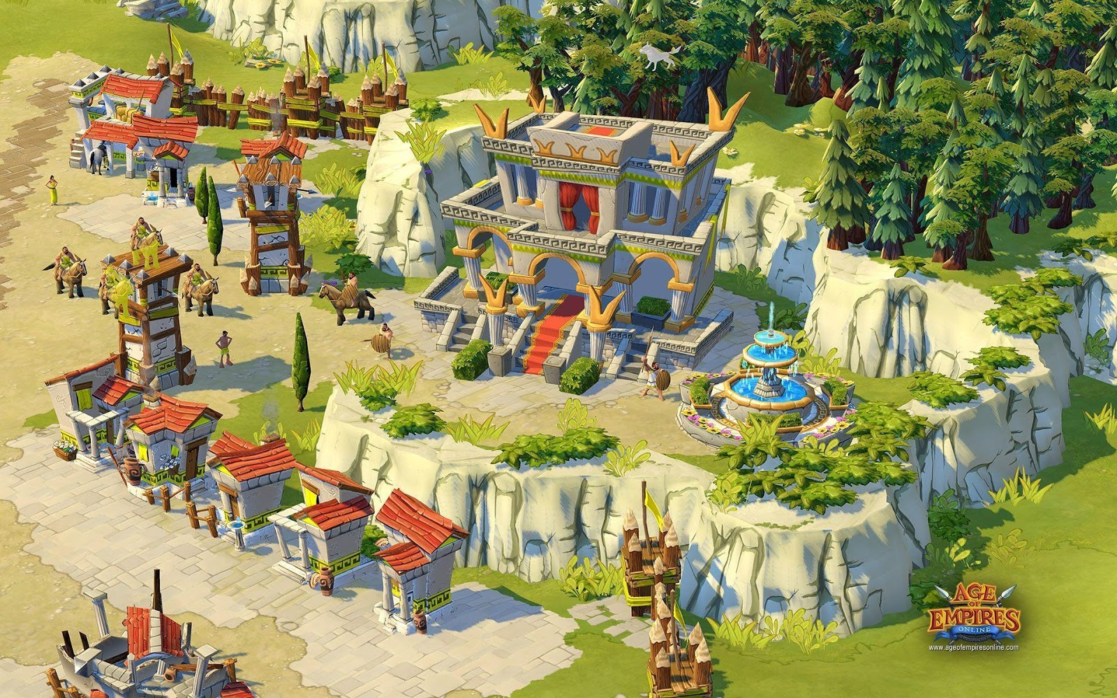 14 Age Of Empires Online HD Wallpapers