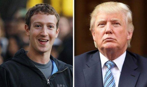 مؤسس فيسبوك يبدأ استعدداته لمواجهة ترامب في انتخابات 2020
