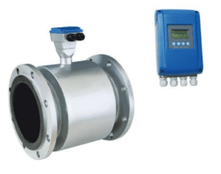 remote Electromagnetic Flow Meter