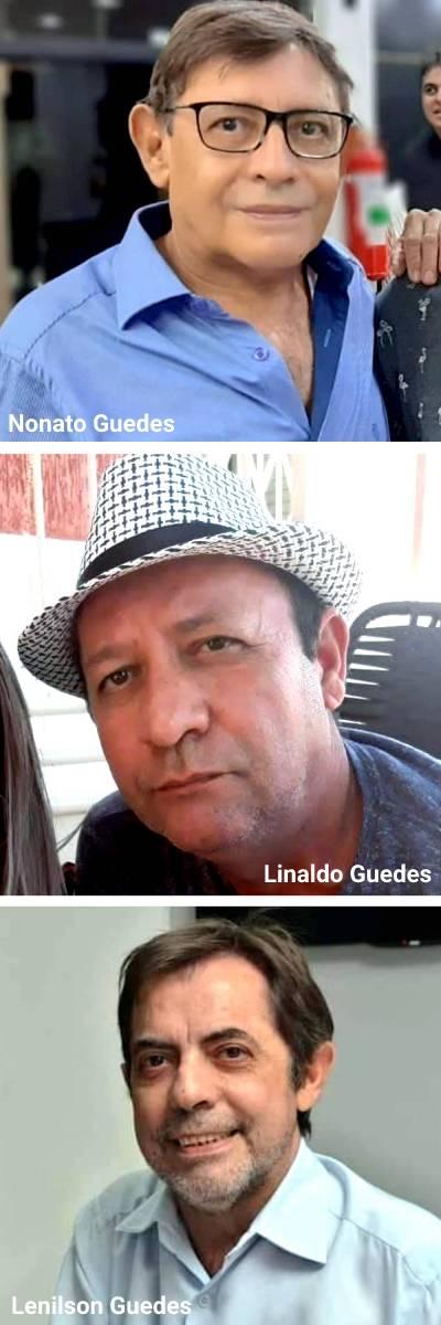 literatura paraibana nonato linaldo lenilson guedes irmaos gonzaga rodrigues