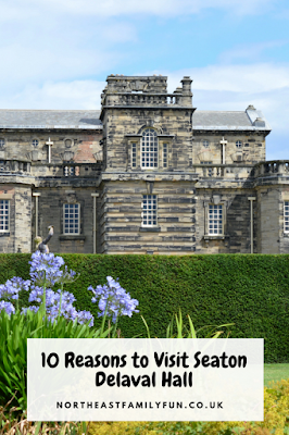 10 Reasons to Visit Seaton Delaval Hall