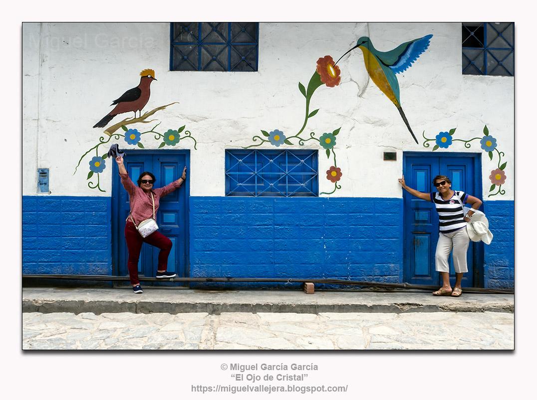 Antioquía, Huarochirí (Perú). Retablo de la Santísima Trinidad