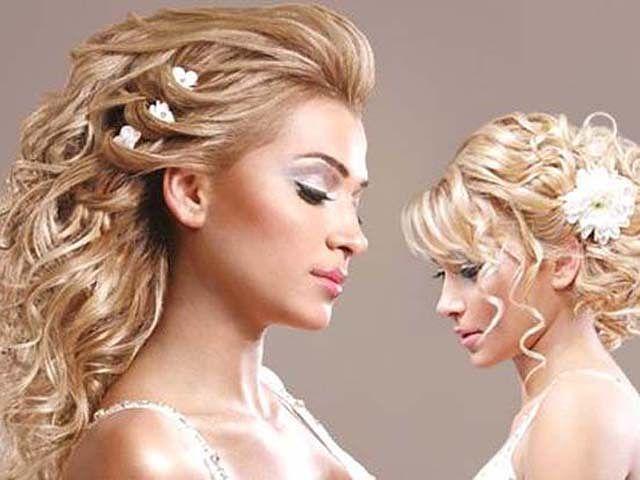 Свадебные прически на короткие волосы с розочками