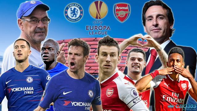 Prediksi Final Liga Eropa Chelsea vs Arsenal (30 Mei 2019)