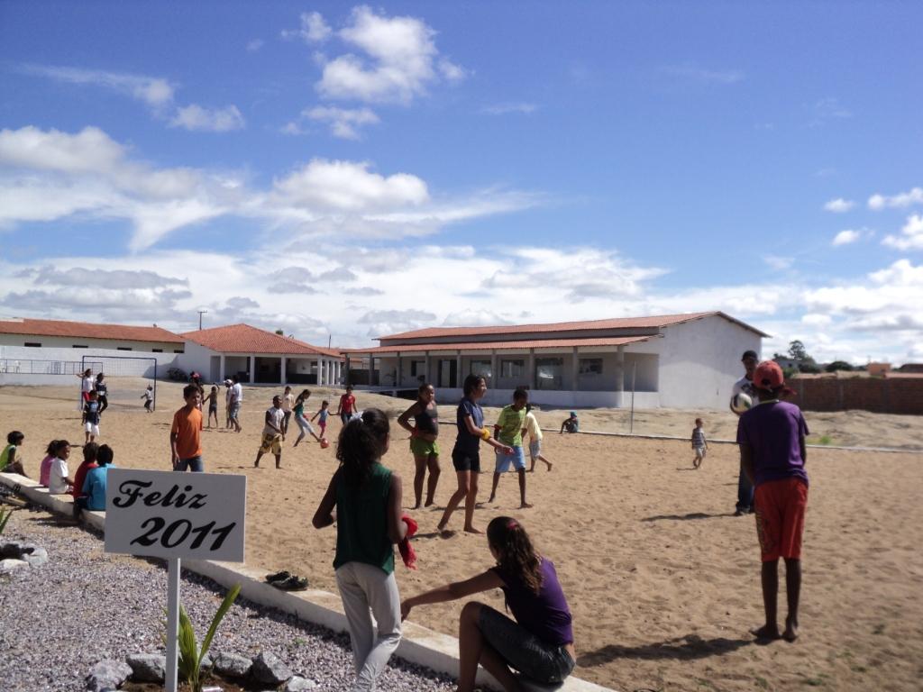 Projeto Eu Tu Andando Juntos Colônia De Férias 2011
