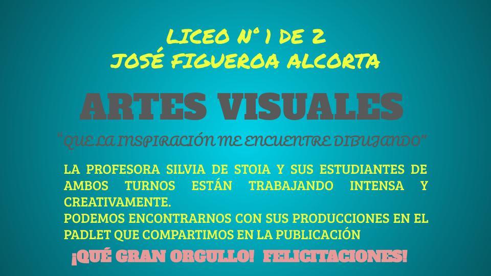 LICEO 1 JOSE FIGUEROA ALCORTA