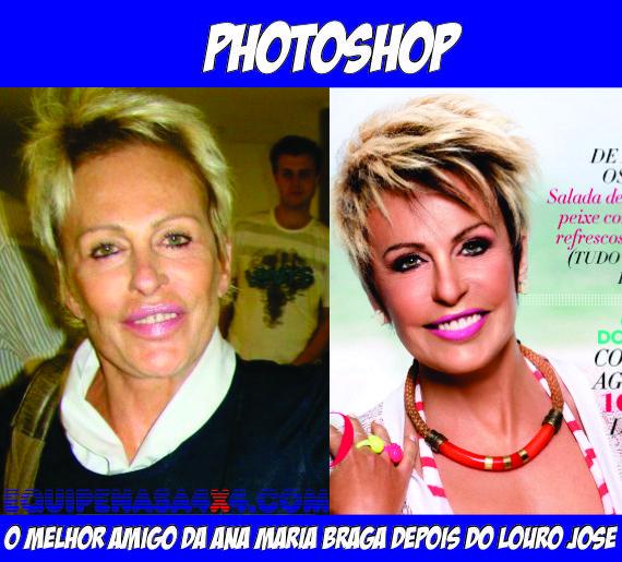 Louro Jose Ana Maria Braga