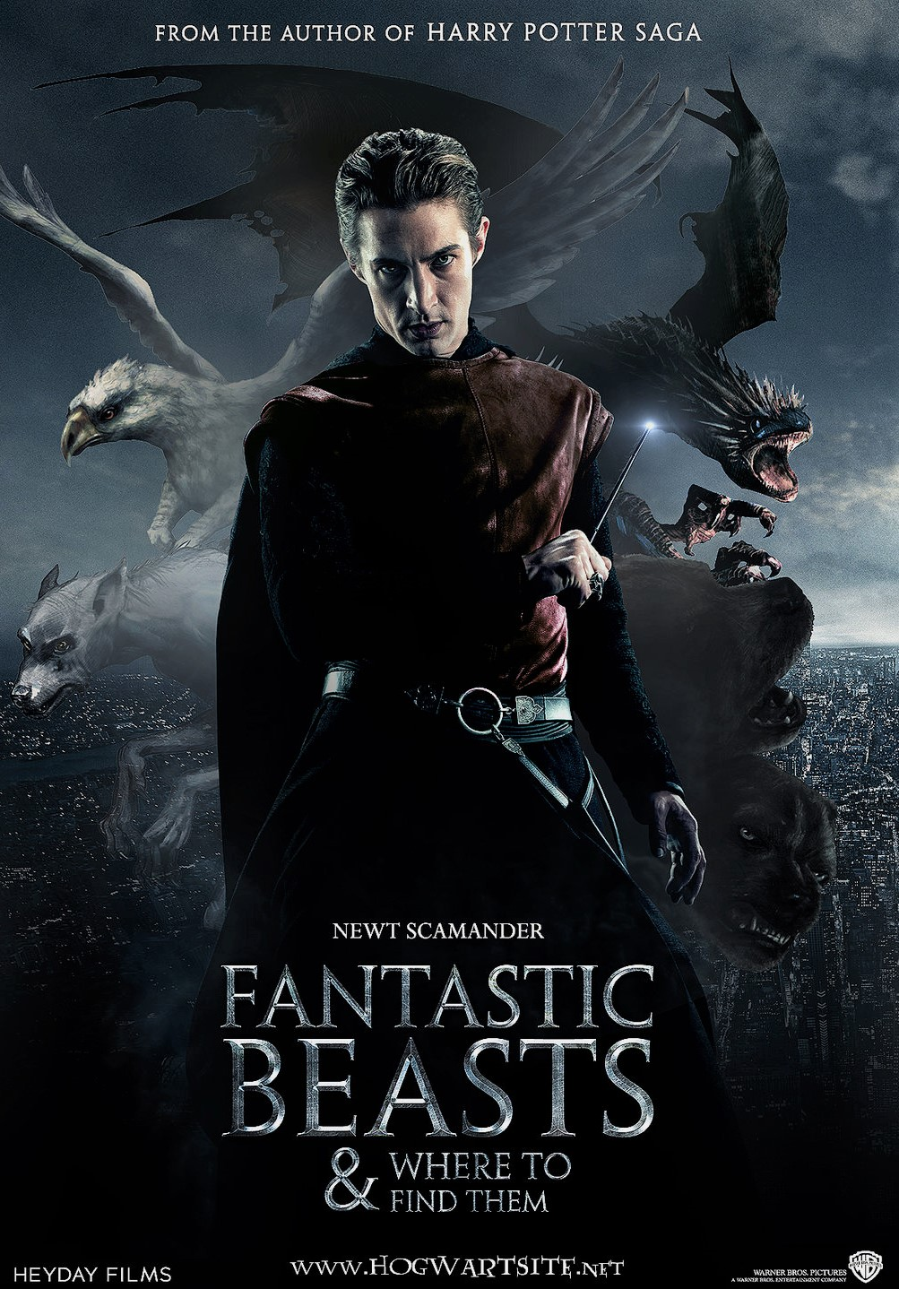 Fantastic Beasts Online