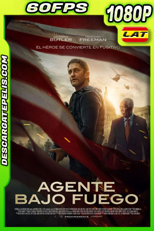 Agente bajo fuego (2019) 1080p 60FPS BDrip Latino – Ingles