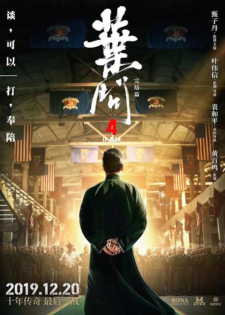 Phim Diệp Vấn 4-Phim Lẻ Hay Nhất 2019