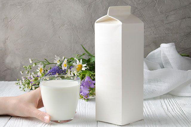 В какой таре лучше покупать молоко?