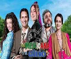 Ver telenovela la mexicana y el guero capítulo 1 completo online