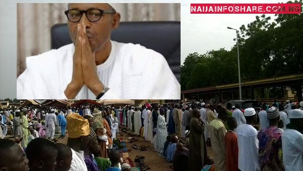 Zamfara State Govt Gathers 500 Islamic Scholars to Pray for Buhari