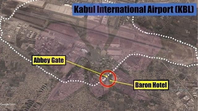 Taliban Kutuk Aksi Pengeboman Warga Sipil di Bandara Kabul, Janji Kejar IS.lelemuku.com.jpg