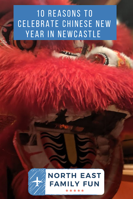 10 Reasons to Celebrate Chinese New Year in Newcastle