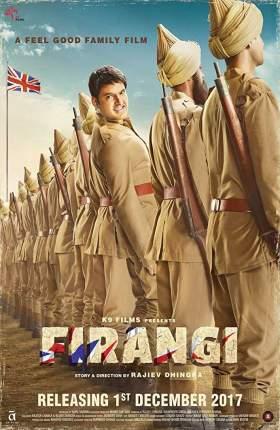 Firangi 2017 Full Movie Hindi HDTV 720p Download