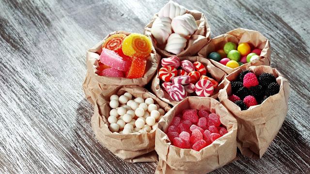 Рецепты конфет