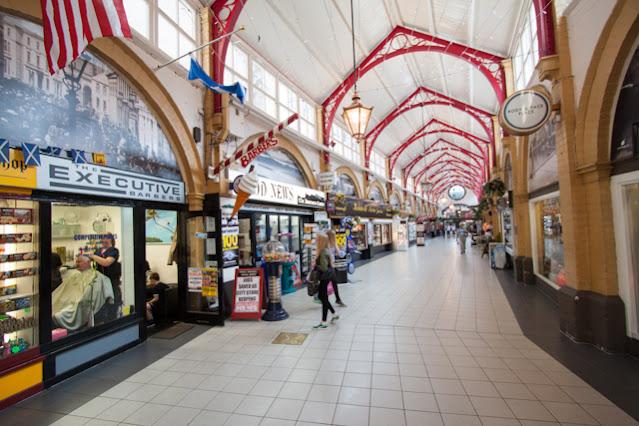 Victorian market-Inverness
