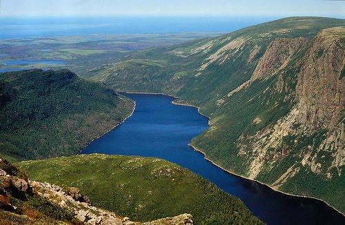 Turismo in canada marzo 2011 for Gros morne cabine del parco nazionale